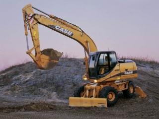 凯斯WX185挖掘机