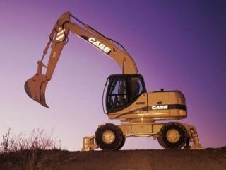 凯斯WX165挖掘机