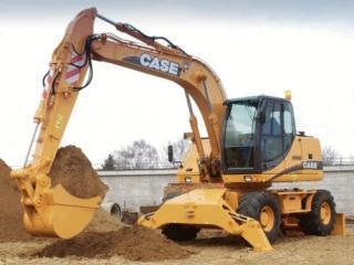 凯斯WX145挖掘机