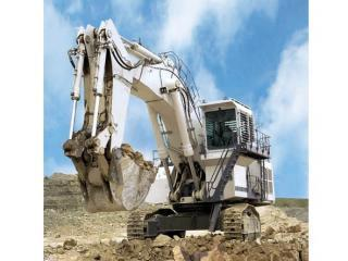 利勃海尔 R9250 挖掘机