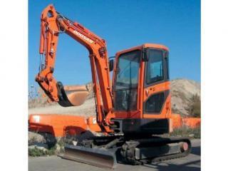 斗山 DX30Z 挖掘机图片