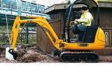 杰西博8014 CTS挖掘机