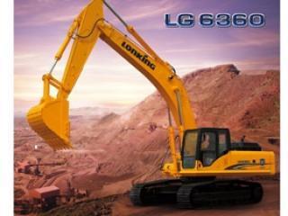 龙工 LG6360 挖掘机