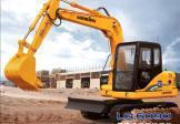 龙工 LG6090 挖掘机图片