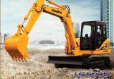 龙工LG6085挖掘机