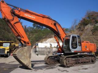 日立 EX400-5 挖掘机图片