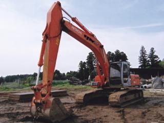 日立EX220LC-5挖掘机
