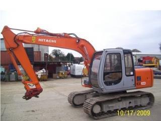 日立 EX100-5 挖掘机