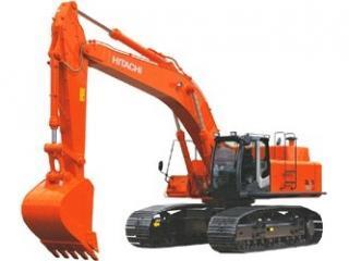 日立ZX500LC-3挖掘机
