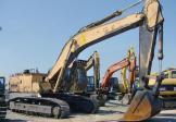 日立EX450LCH-5挖掘机