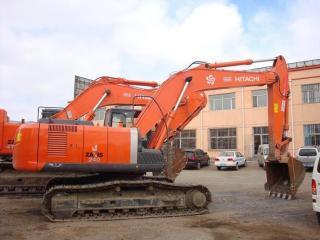 日立ZX240LCH挖掘机