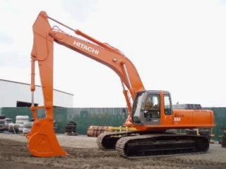 日立ZX330LC挖掘机