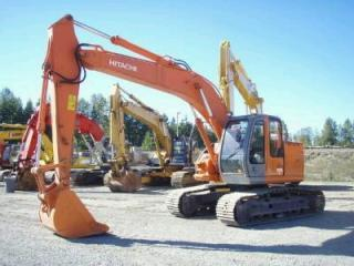 日立ZX225US挖掘机