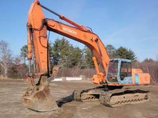 日立EX300-3挖掘机