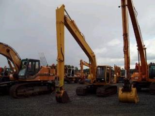 日立EX150LC-5挖掘机
