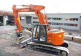日立ZX225USRLC挖掘机