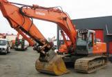 日立ZX350LC挖掘机