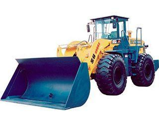常林 ZL50G高卸装煤王 装载机
