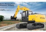 现代R180LC-7挖掘机