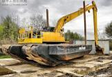 现代R210LC-7A High Chassis挖掘机