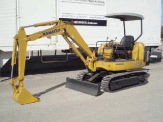 小松PC25R-8挖掘机