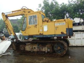 小松PC100L挖掘机