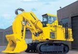 小松PC3000正铲挖掘机