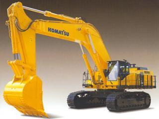 小松 PC1250 挖掘机图片