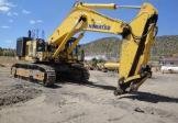 小松PC1250SP-8正铲挖掘机