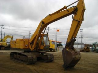 小松 PC200-1 挖掘机图片