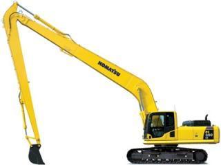 小松PC200LC-8超长前臂(18米)挖掘机