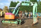 小松PC78UU-6挖掘机