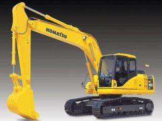 小松PC160LC-7挖掘机