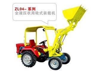 南特机械 ZL04A 装载机