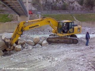 小松PC230NHD-7挖掘机