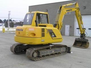 小松 PC95R-2 挖掘机图片