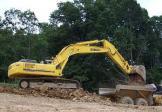 小松PC200-2挖掘机