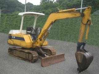 小松 PC30-1 挖掘機圖片