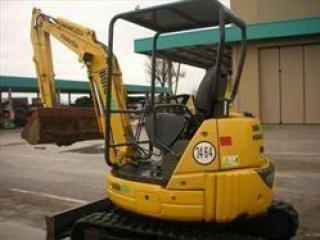 小松PC30MRx挖掘机