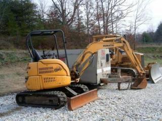 小松PC30MRX-1挖掘机