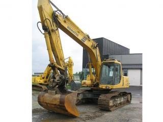 小松PC290LC-6挖掘机