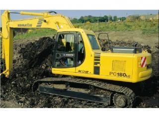 小松 PC180NLC-6 挖掘機圖片