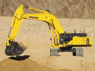 小松PC800LC-8挖掘机
