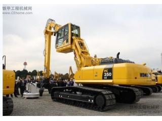 小松PC350LC-6MIGHTY挖掘机