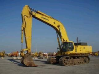 小松PC750SE-6挖掘机
