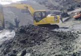 小松PC210LC-7SLF挖掘机