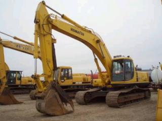 小松PC300LC-6挖掘机