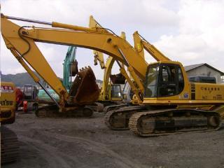 小松 PC350-6MIGHTY 挖掘機圖片
