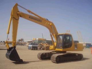 小松PC210-6MIGHTY挖掘机