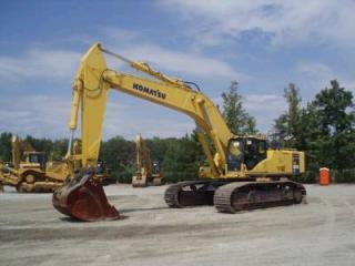 小松 PC600-7 挖掘机图片